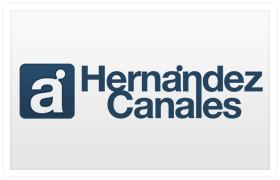 Hernández Canales brand design